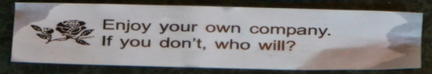 chinese saying